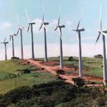 58 pale eoliche a confine con il Molise a ridosso della Valle del Tammaro e del sito Saepinum-Altilia