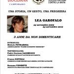 Lea Garofalo. Una storia tra la Calabria, Campobasso e Milano