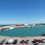 Tutela del mare. Bonifica ambientale nel porto di Termoli