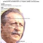 Il Teatro Officina aprirà il ricordo per Paolo Borsellino
