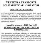 Serenità e dialogo costruttivo nel settore del Trasporto Pubblico Locale su Gomma del Molise
