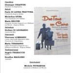 """Presentazione del libro """"Due Terre un Cuore"""" di Stefano Di Leonardo"""