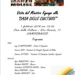 Visita del Ministro Kyenge alla Casa delle Culture a Campobasso