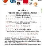 Iniziativa a Scapoli il 25 aprile 2014