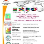 All'Expò 2015 da Cammina Molise!