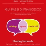 Programma Meeting Nazionale 14-15 aprile 2014 ad Assisi