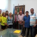 L'Assessore ai Molisani nel Mondo incontra una delegazione del Brasile