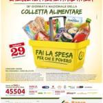 18^ Giornata Nazionale della Colletta Alimentare