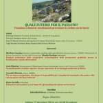 Iniziativa culturale in programma a Frosolone il 27.12.2014 – Quale Futuro per il nostro Passato?