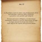 Art. 32 Costituzione