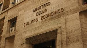 ministero sviluppo economico