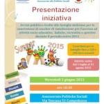 """""""Summer 2015"""": voucher a favore delle famiglie per attività socio – educative, ludiche, ricreative e sportive dei propri figli"""