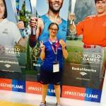 Paola Giorgetta porta il Molise sul podio ai Mondiali di nuoto di Los Angeles