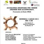 Accoglienza umanitaria per i minori stranieri