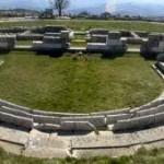 Sito archeologico di Pietrabbondante (IS). Preziosi ritrovamenti di epoca sannita
