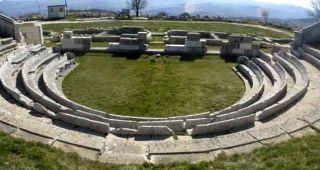 sito archeologico pietrabbondante