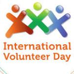 """5 dicembre 2015 """"Giornata Mondiale del Volontariato"""""""