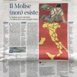 Nota di apprezzamento al giornalista de Il Corriere della Sera, Luca Mastrantonio