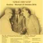 Attilio Brunetti. Esempio di coraggio e lealtà