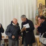 Accoglienza a Domenico Manzo