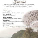 """Duronia – """"Un paese di migranti racconta la storia di Domenico Manzo che torna per la prima volta in Molise dopo 68 anni"""""""
