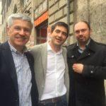 Sinistra Italiana. Vincenzo Notarangelo eletto segretario regionale del Molise interviene ai lavori della Direzione Nazionale