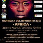 """Gambatesa 25.06.2017 """"Giornata del Rifugiato 2017"""""""