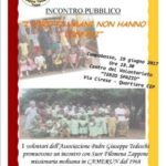 Un Ponte di solidarietà tra il Molise e il Camerun