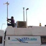 Monitoraggio ambientale nell'area della città di Venafro. Istanza