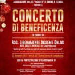 Concerto di beneficenza in favore dell'Associazione Liberamente Insieme Onlus di Campobasso
