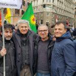 Libertà per il popolo curdo e per tutti i popoli oppressi del mondo