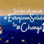 #EuropeanSolidarity: 27 giugno giornata di mobilitazione nelle piazze europee per chiedere ai governi Ue di cambiare il regolamento di Dublino