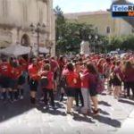 Teleregione Molise 07.07.2018 Una maglietta rossa per fermare l'emorragia di umanità