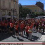 TGR Molise 07.07.2018 Magliette rosse per l'umanità