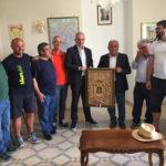 Visita a Jelsi dell'ex Presidente della Commissione Parlamentare Antimafia, Sen. Giuseppe Lumia