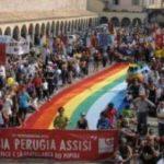 In marcia contro la pace e contro ogni razzismo, persecuzione o violenza!
