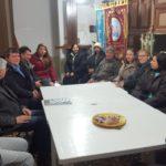 Riunione Direttivo Comitato Molise Pro Venezuela a Monacilioni