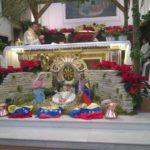Messa Solenne di Natale in memoria delle vittime molisane assassinate in Venezuela negli ultimi mesi