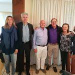 Incontro con i Comites a Mar del Plata