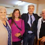 Incontro con le associazioni a Mar del Plata