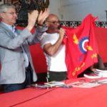 Dal Molise all'Uruguay: l'omaggio della Cgil e dell'Anpi al sindacalista Rosario Pietraroia
