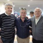 Delegazione del Molise partita ieri da Campobasso arrivata pochi minuti fa a Buenos Aires