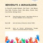 Monacilioni accoglie Manuela, Josè Pastor ed i loro 7 figli