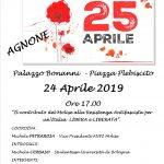 24 aprile 2019 Agnone
