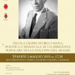 Nicola Crapsi: storia umana, politica e sindacale di un dirigente popolare nello sviluppo del Molise