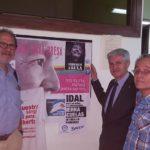 Incontro presso la sede della Confederazione Sindacale Argentina con docenti universitari e avvocati esperti in diritti umani