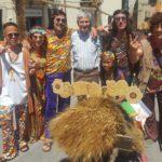 JELSI il Borgo Bulgaro del Molise in Festa per Sant'Anna. Dal 1805 ogni  anni la magia del grano intrecciato che diventa arte