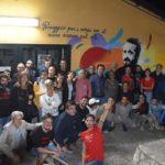 Potenza 23 settembre 2019 I volontari dell'Associazione Insieme incontrano Marcella Stagno e Carlo Borromiti le persone che nel 1977 insieme a PEPPINO IMPASTATO aprirono Radio Out a CINISI in Sicilia