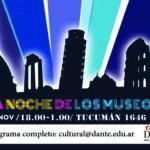"""Progetto centro Molisano Monforte """"La Notte dei Musei"""""""