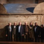 Molisani nel Mondo: Ermanno D'Andrea nella delegazione italo-tedesca per dirimere un contenzioso in corso da 800 anni